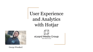 User Experience and Analytics with Hotjar video image