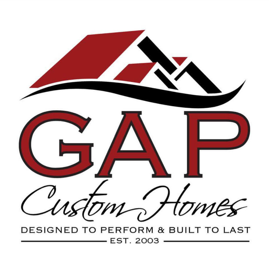 Gap Custom Homes Logo