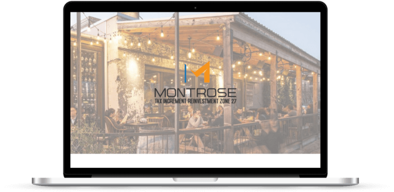 Montrose Tax Reinvestment Zone 27